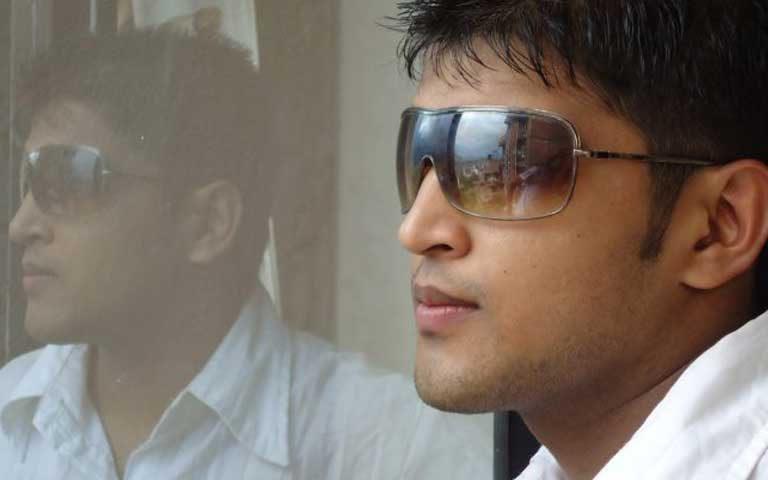 santosh dhital, freelancer web developer from nepal
